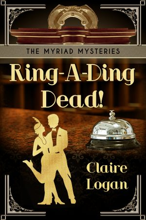 Cover for Ring-A-Ding Dead!