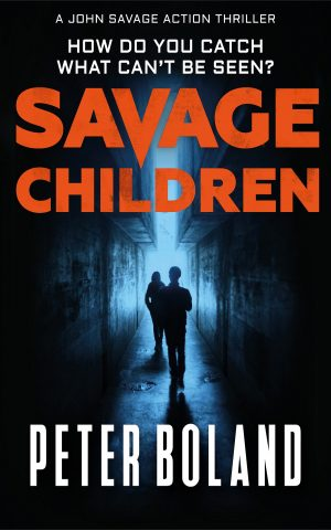Cover for Savage Children