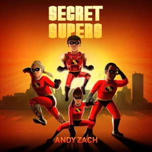 Cover for Secret Supers
