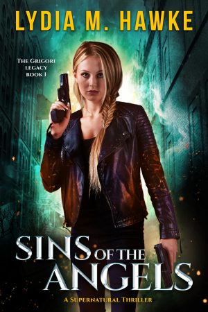 Cover for Sins of the Angels