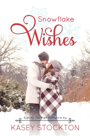 Cover for Snowflake Wishes