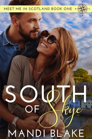 Cover for South of Skye