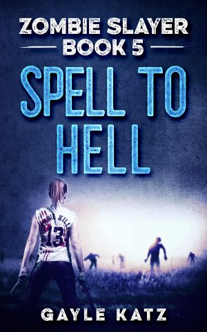 Cover for Spell to Hell