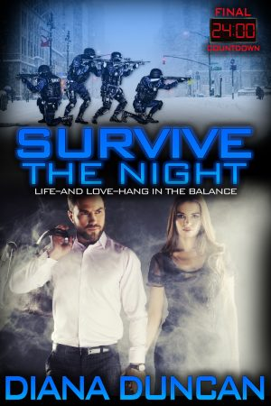 Cover for Survive the Night