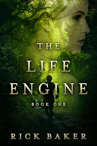 Cover for The Life Engine
