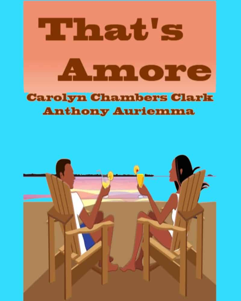 Cover for That's Amore