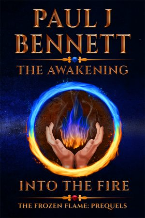 Cover for The Awakening - Into the Fire
