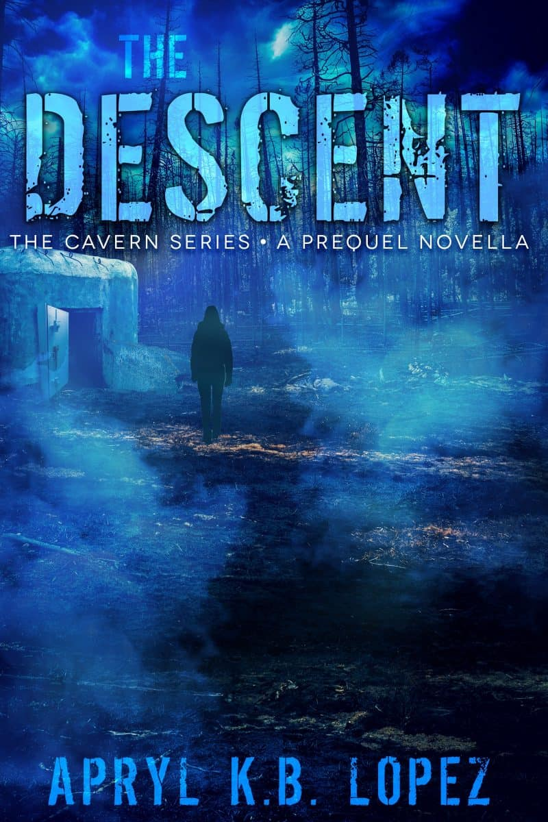 Cover for The Descent