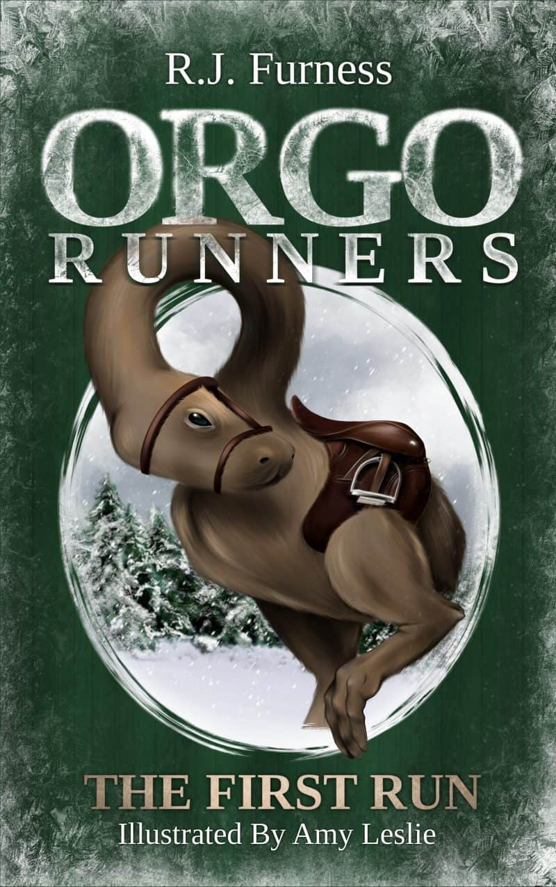 Cover for The First Run