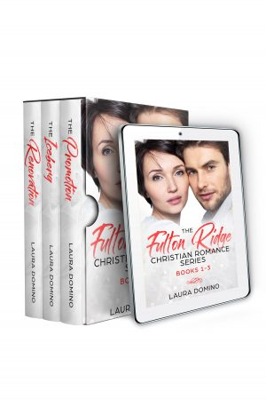 Cover for The Fulton Ridge Christian Romance Series: Books 1-3