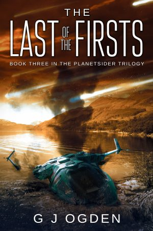 Cover for The Last of the Firsts