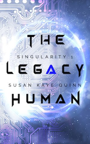 Cover for The Legacy Human
