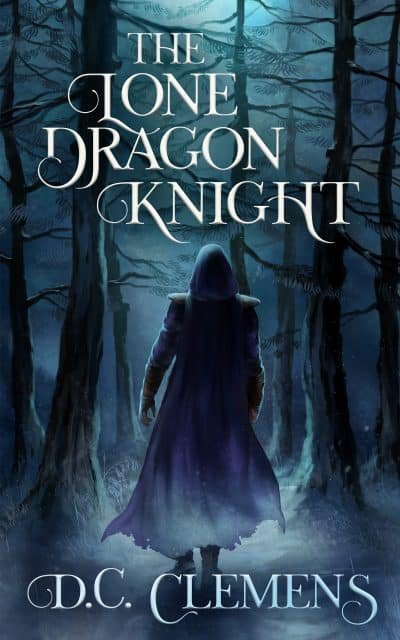 Cover for The Lone Dragon Knight