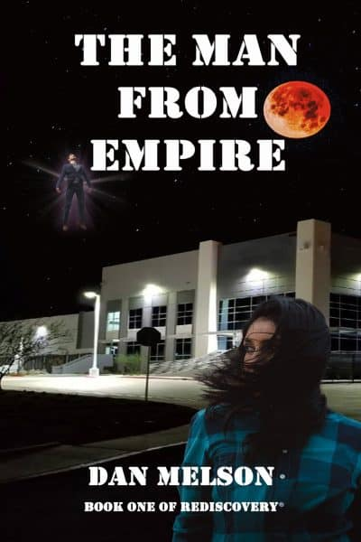 Cover for The Man from Empire