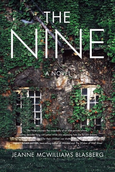 Cover for The Nine