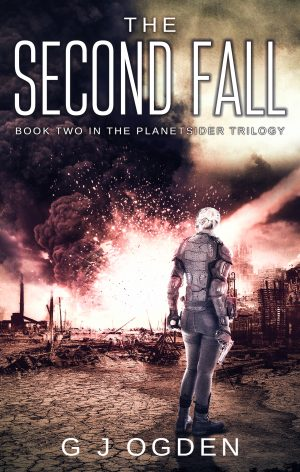 Cover for The Second Fall