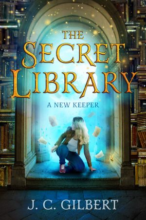 Cover for The Secret Library: A New Keeper