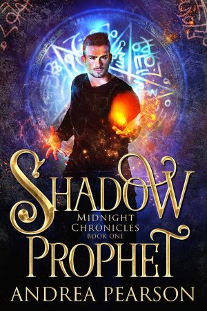 Cover for The Shadow Prophet