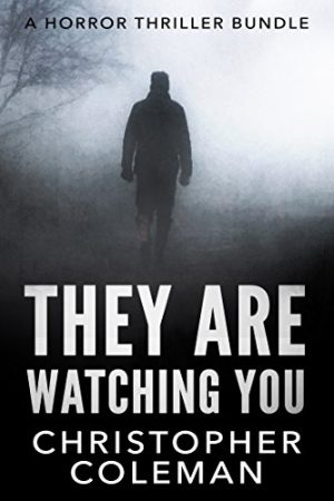 Cover for They Are Watching You