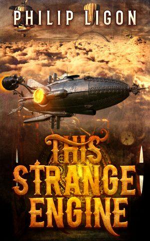 Cover for This Strange Engine