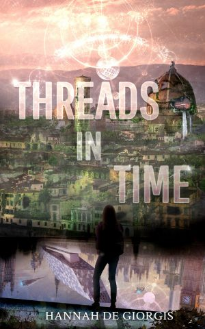 Cover for Threads in Time