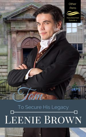 Cover for Tom: To Secure His Legacy