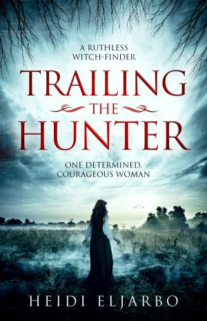 Cover for Trailing the Hunter