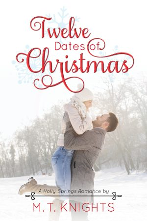 Cover for Twelve Dates of Christmas