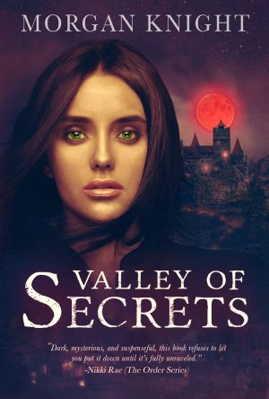Cover for Valley of Secrets