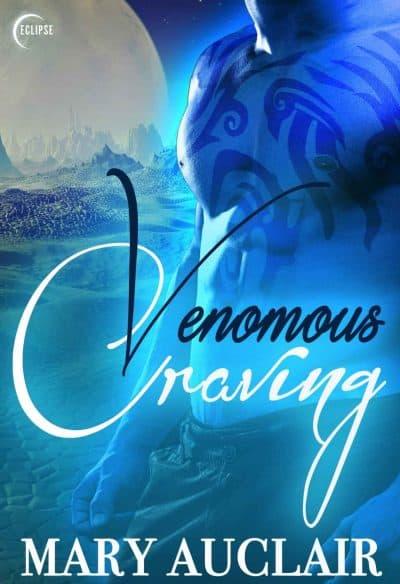 Cover for Venomous Craving