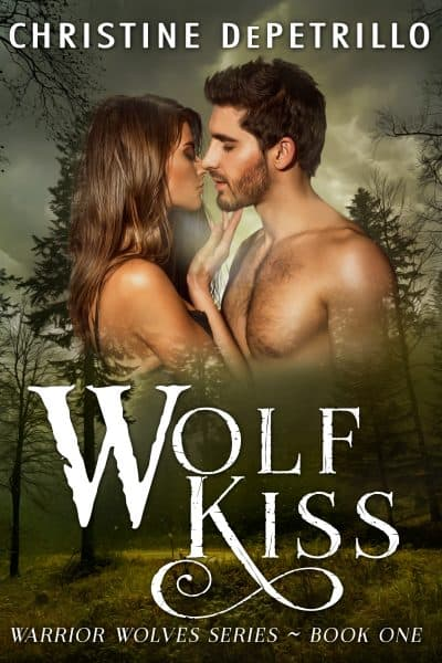 Cover for Wolf Kiss