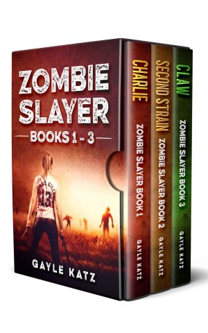 Cover for Zombie Slayer Box Set 1: Charlie, Second Strain, Claw