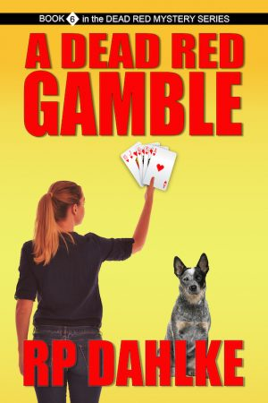 Cover for A Dead Red Gamble