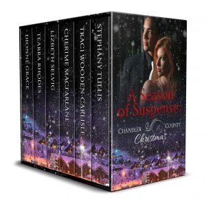 Cover for A Season of Suspense: A Chandler County Christmas Box Set