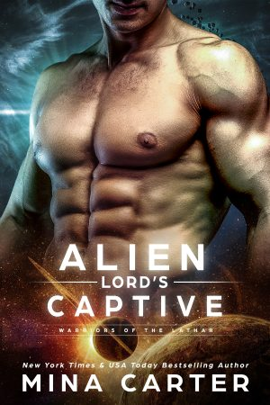 Cover for Alien Lord's Captive