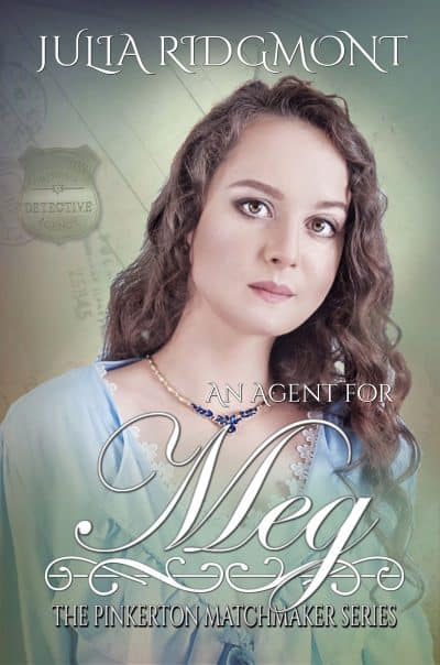 Cover for An Agent for Meg