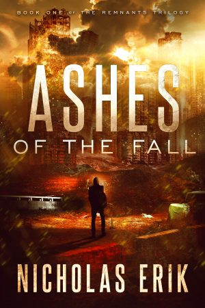 Cover for Ashes of the Fall