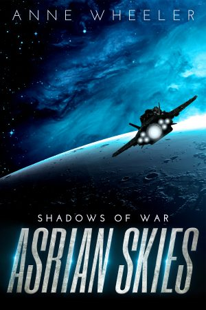 Cover for Asrian Skies