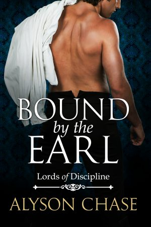 Cover for Bound by the Earl