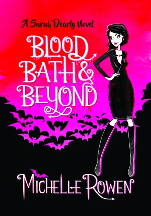 Cover for Blood Bath & Beyond