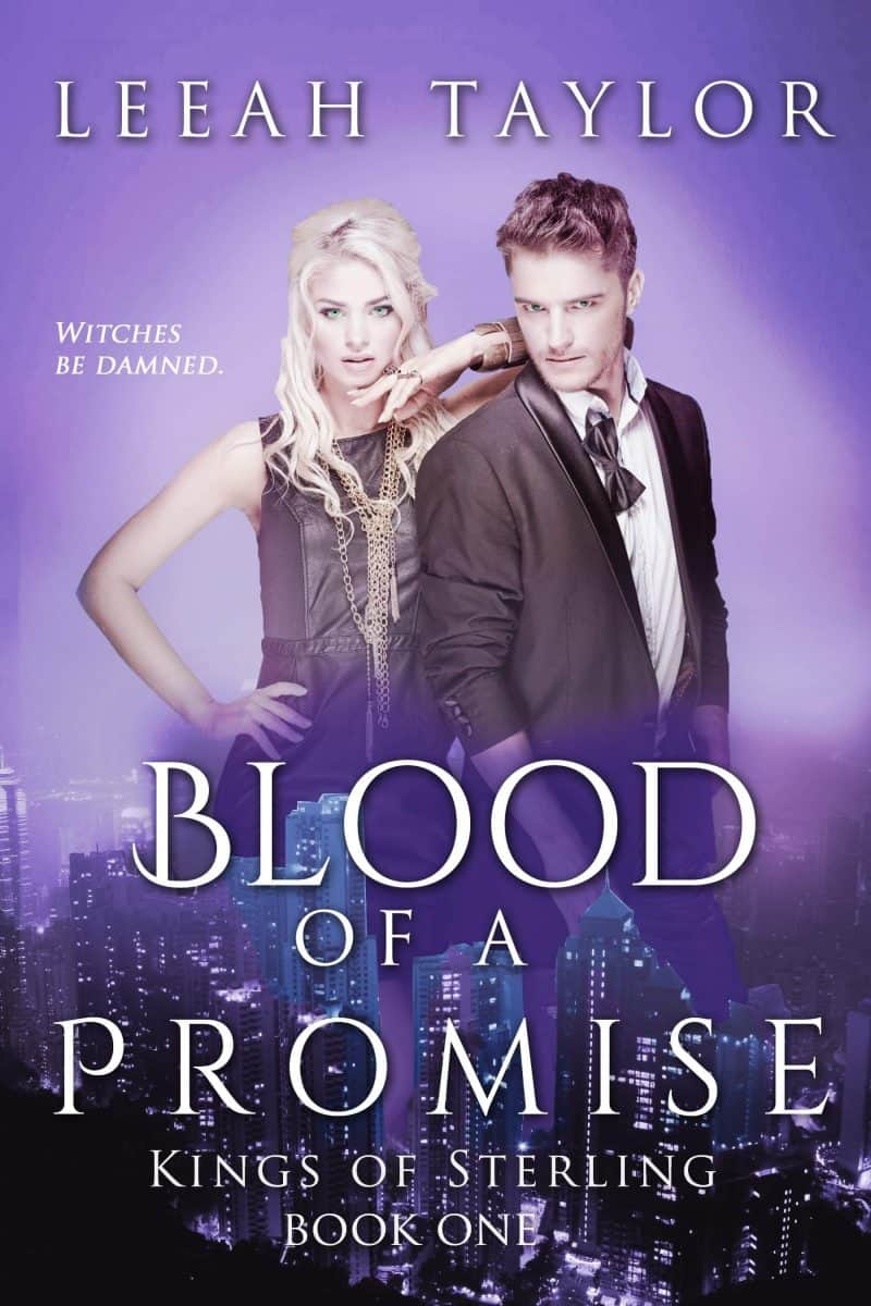 Cover for Blood of a Promise