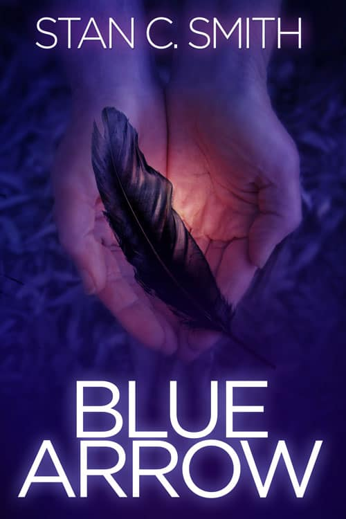 Cover for Blue Arrow