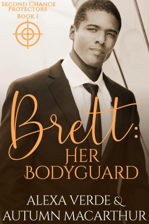 Cover for Brett: Her Bodyguard