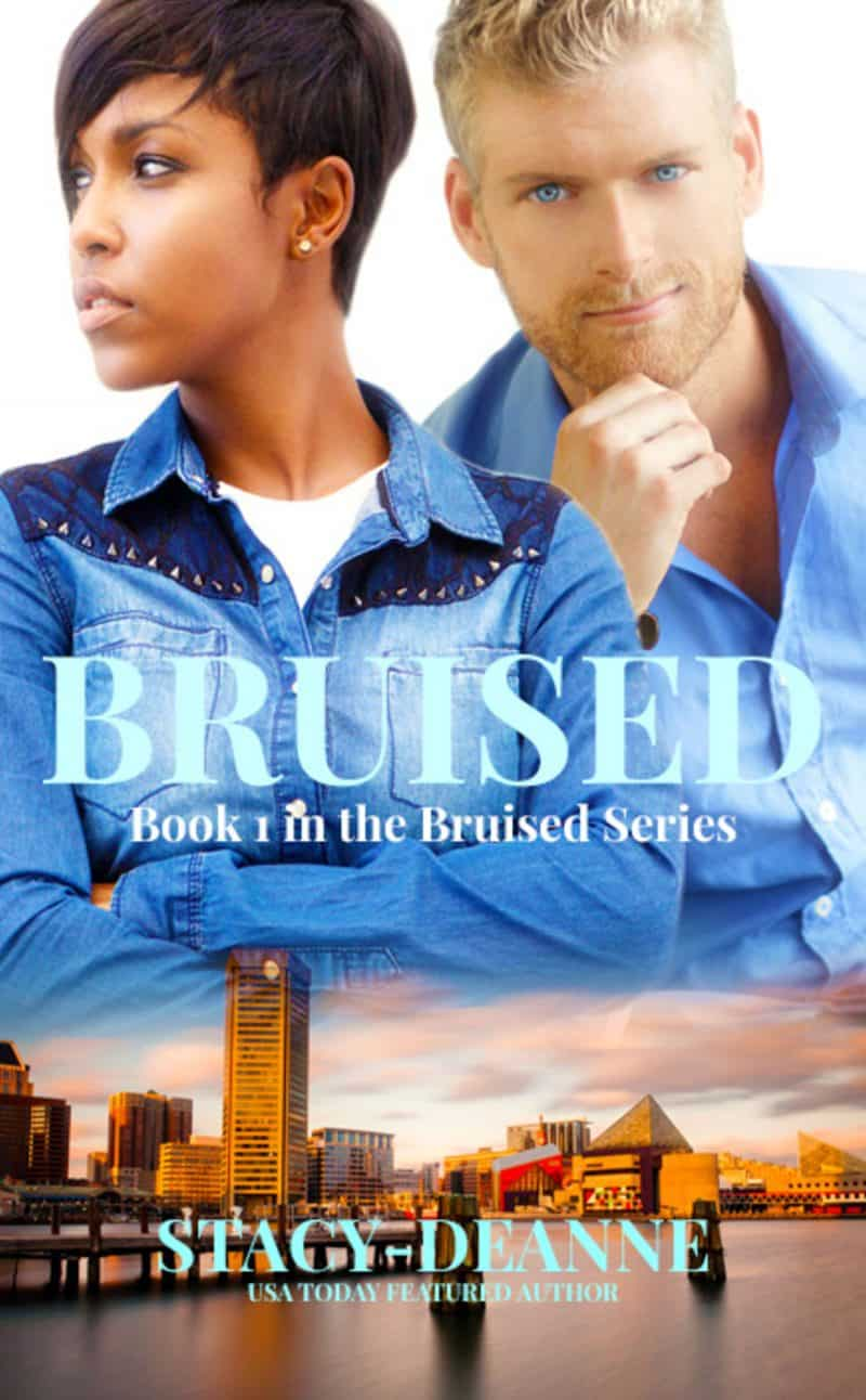 Cover for Bruised