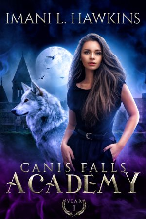 Cover for Canis Falls Academy: Year One