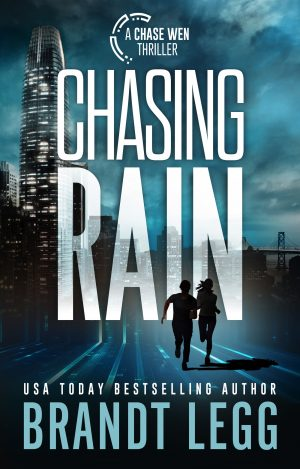 Cover for Chasing Rain