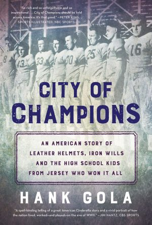 Cover for City of Champions