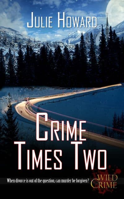 Cover for Crime Times Two