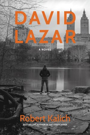 Cover for David Lazar