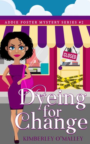Cover for Dyeing for Change
